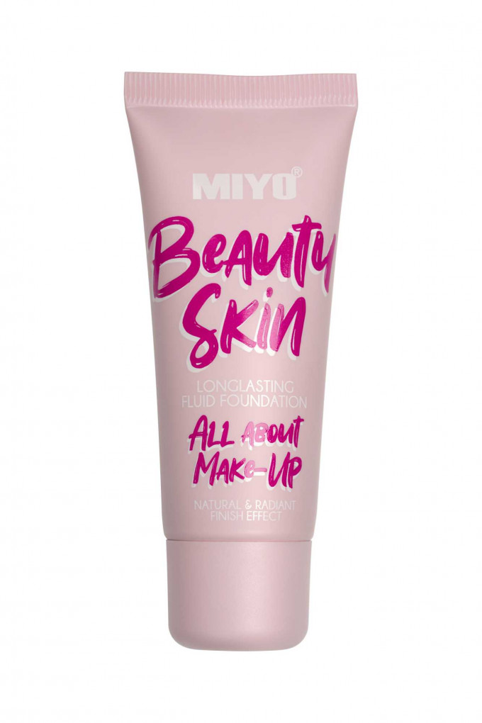 BEAUTY SKIN FOUNDATION NEW