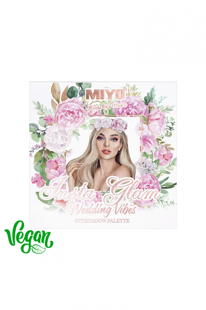 Miyo X BeautyVTricks INSTA GLAM WEDDING VIBES