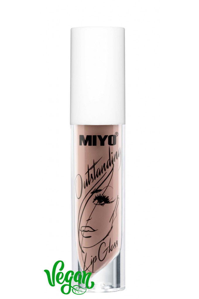 OUTSTANDING LIP GLOSS NUDE NO. 19- 24