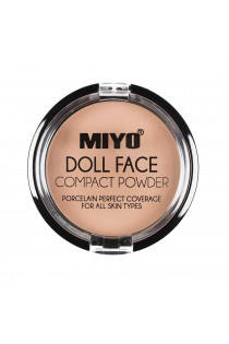 DOLL FACE COMPACT POWDER NO. 01- 04