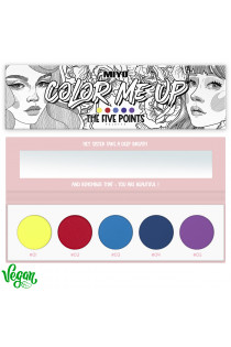 Five Points Palette Limited Edition Color Me Up no.30
