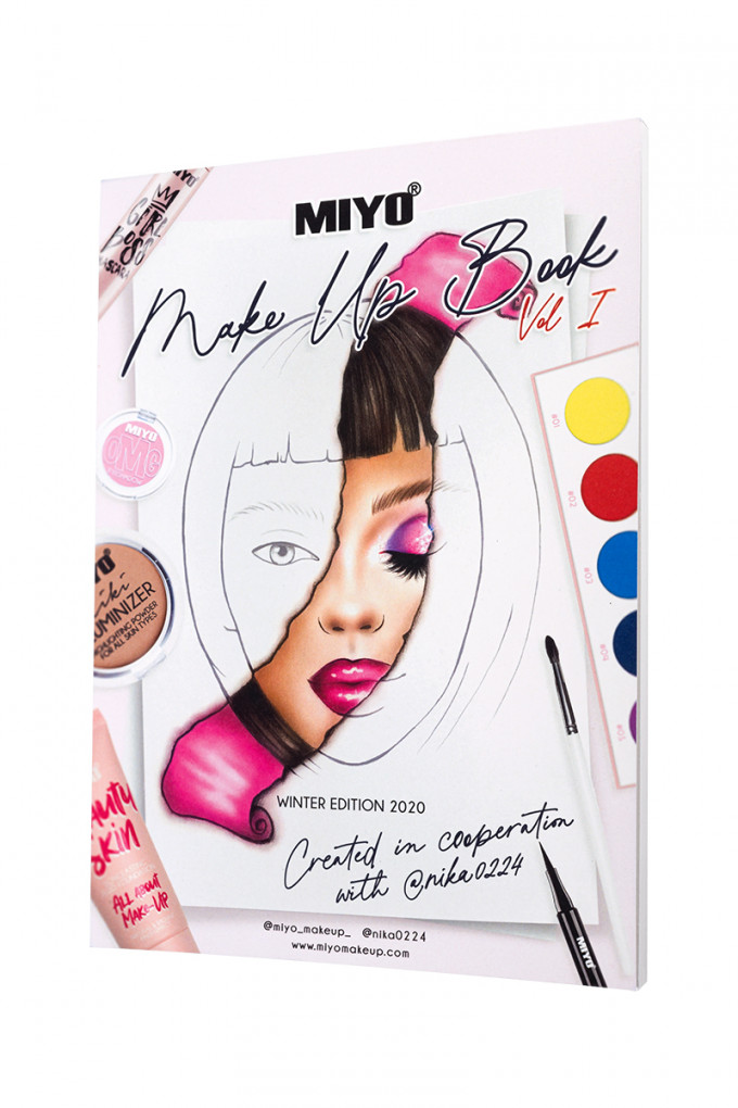 Make up Book Vol 1. Winter Edition